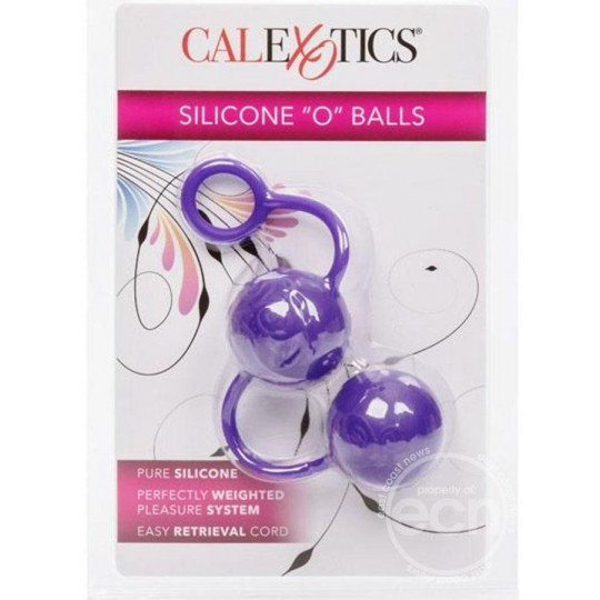 Bolitas Vaginales Posh Balls Purpura.