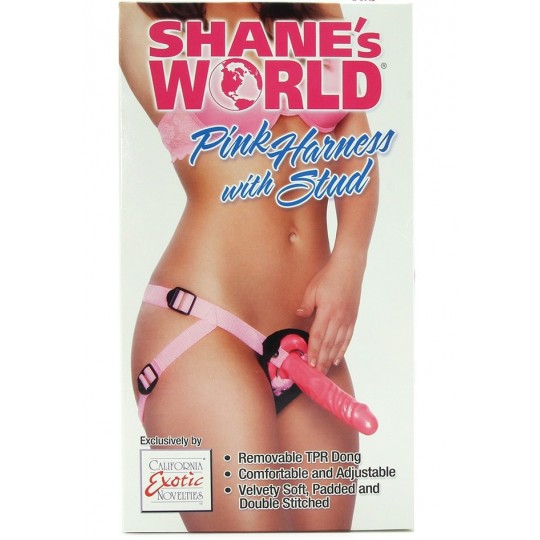 Arnes Shanes World Pink.