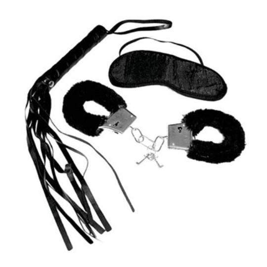Kit de Fantasías Mischief Color Negro.