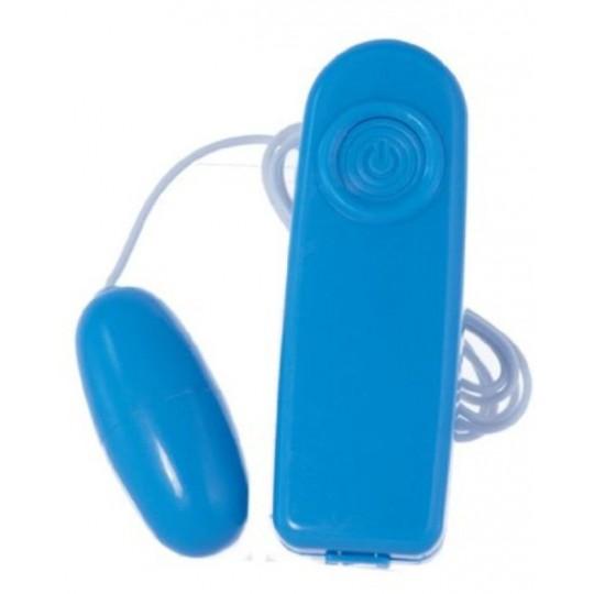 Huevito Shibari Azul 10 Estilos de Vibración.