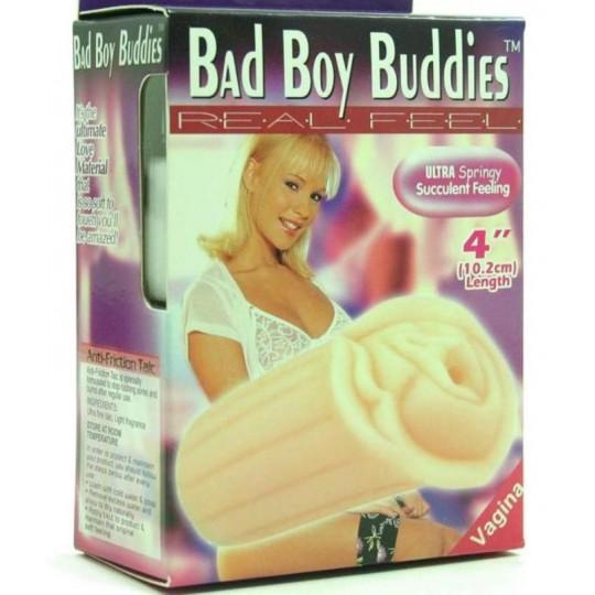 Masturbador Vagina Bad Boy Buddies- Roja