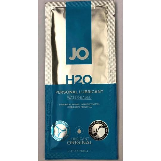 Lubricante JO H20 Original. 10ml