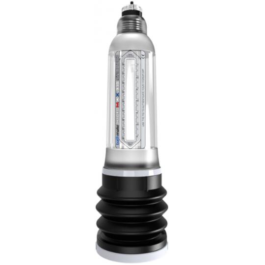 Bomba Alargadora Bathmate Hydromax X30-Crystal Clear