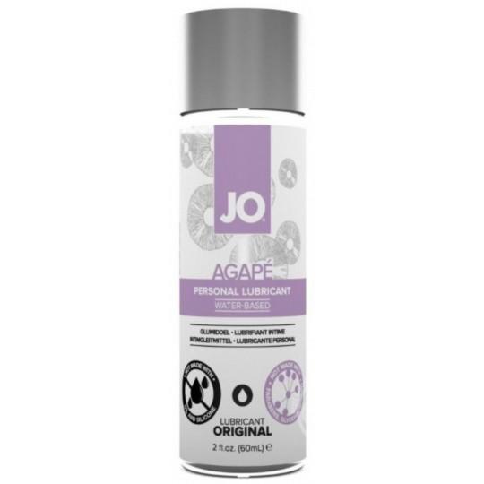 Lubricante JO Agapé Original 2 oz.