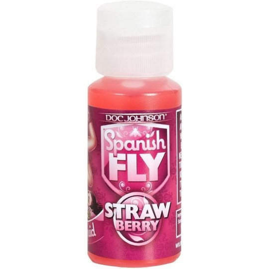 Bebida Exitantes Spanish Fly Sex Drops Hot Fresa.