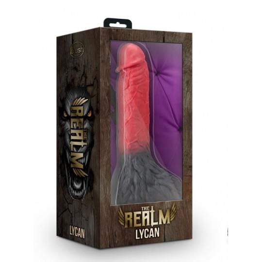 Consolador The Realm -Lycan Rojo.