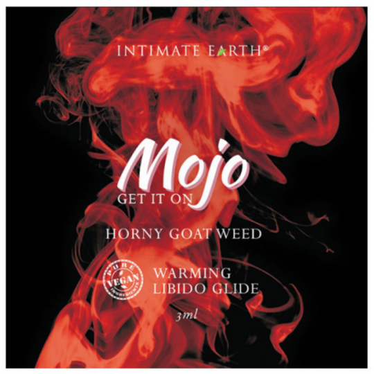Lubricante Caliente MOJO GOAT WEED.