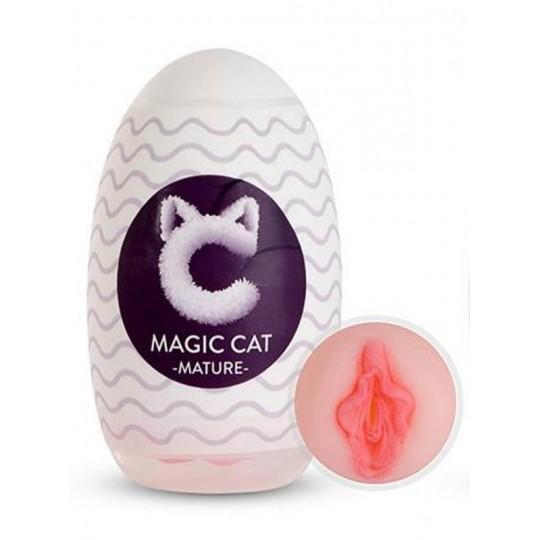 Huevo Masturbador Magic Cat Mature.