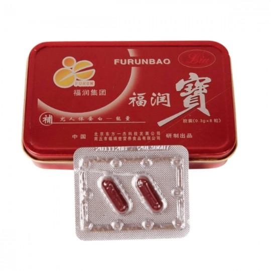 Pastilla Potencializadora Furunbao * 2 Unidades.